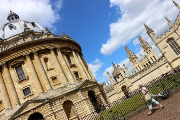 Oxford England #100DaysofMiaPrima