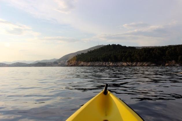 Swimming in Croatia #100DaysofMiaPrima 2