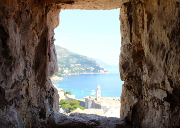 Windows of Dubrovnik, Croatia #100DaysofMiaPrima 5