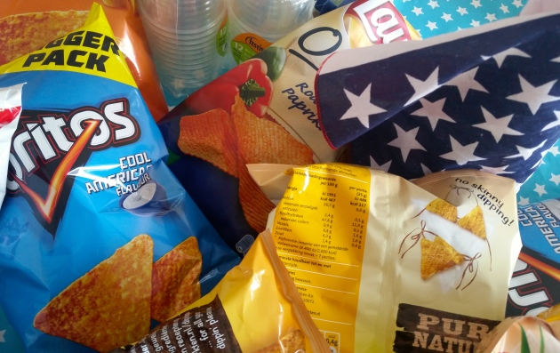 Cool American Ranch Chips #100DaysofMIaPrima