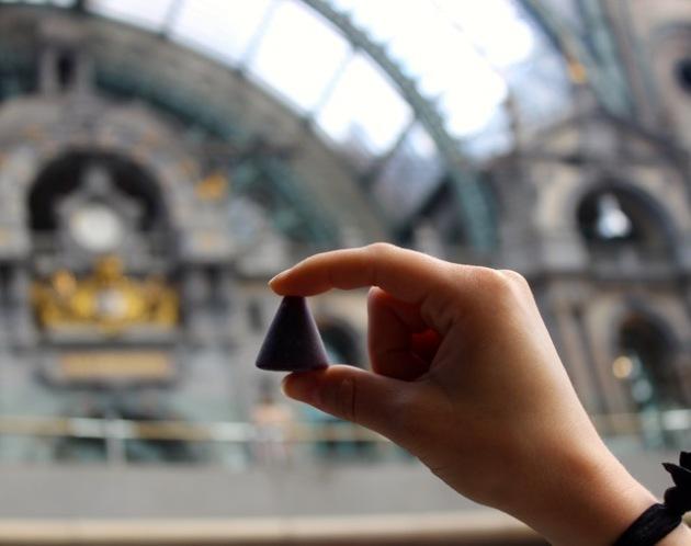 Antwerp, Belgium Candies #100DaysofMiaPrima