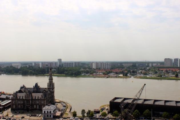 Antwerp, Belgium Skyline #100DaysofMiaPrima