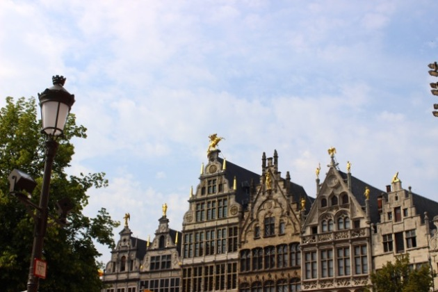 Antwerp, Belgium Street View #100DaysofMiaPrima