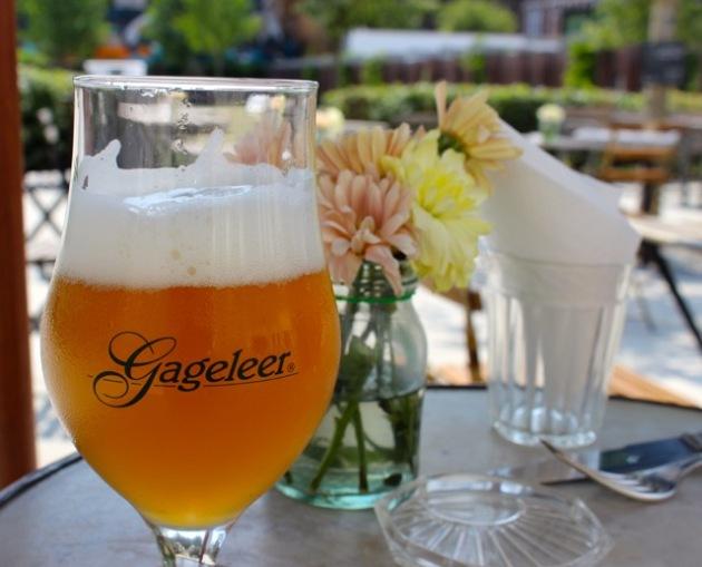 Beer in Antwerp, Belgium #100DaysofMiaPrima