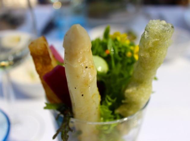 Dutch White Asparagus #100DaysofMiaprima