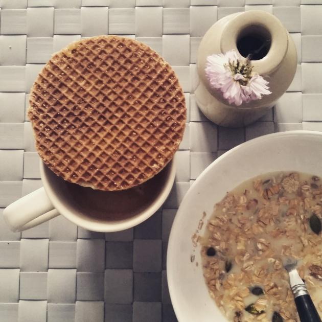 Dutch Stroopwafel Cookies #100DaysofMiaPrima