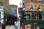 Camden Passage, London Vintage Shopping #100DaysofMiaPrima