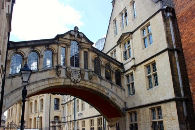 Inspector Morse Tour Oxford #100DaysofMiaPrima 2