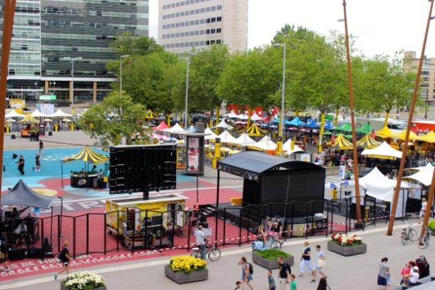 Tour de France Utrecht #100DaysofMiaPrima