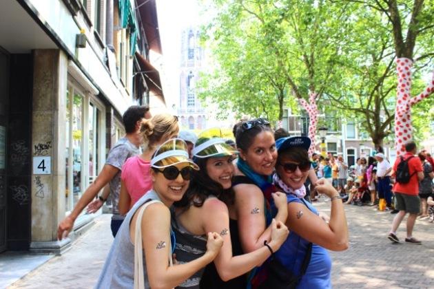 Tour de France Utrecht #100DaysofMiaPrima7